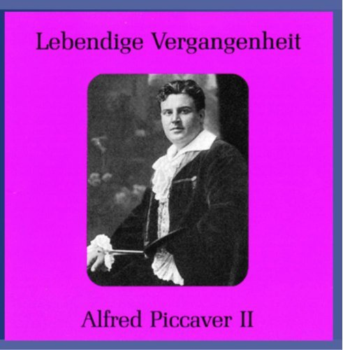 Donizetti Verdi Meyerbeer Legendary Voices Alfred Piccav Piccaver*alfred (ten)