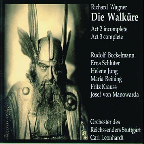 Richard Wagner Die Walkure (partial Second Ac 2 CD