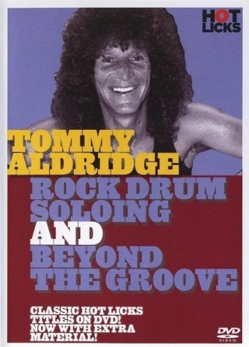 Rock Drum Soloing & Beyond The Aldridge Tommy Nr