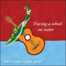 Aaron Larget Caplan Tracing A Wheel On Water