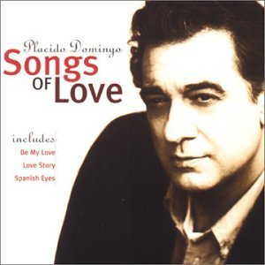 Placido Domingo Songs Of Love