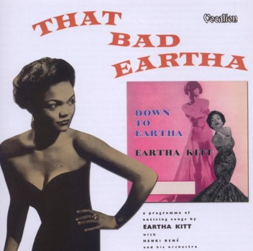 Eartha Kitt That Bad Eartha & Down To Eart Import Aus 2 CD Set