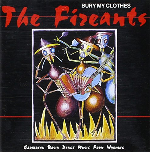 Fireants Bury My Clothes