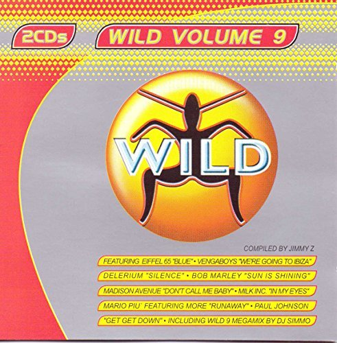 Wild Vol. 9 Wild Import Aus 2 CD Set