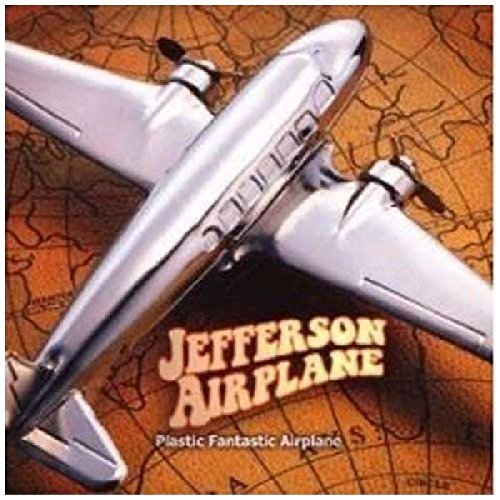 Jefferson Airplane Plastic Fantastic Airplane