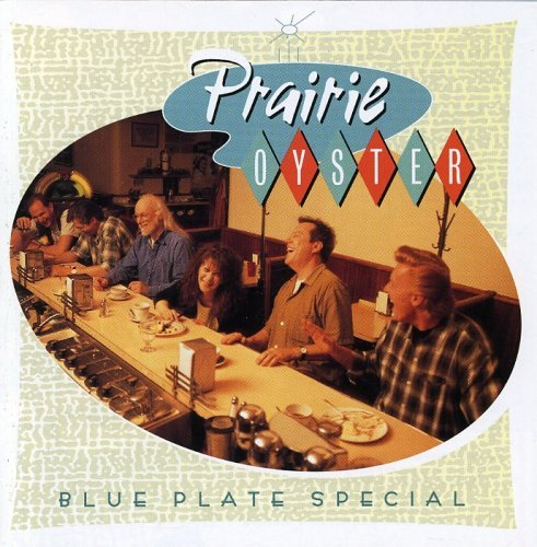 Prairie Oyster Blue Plate Special