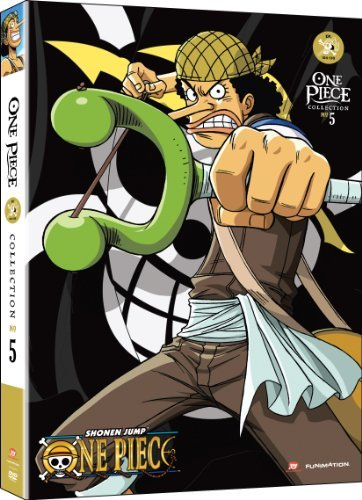 One Piece Collection 5 Tv14 4 DVD