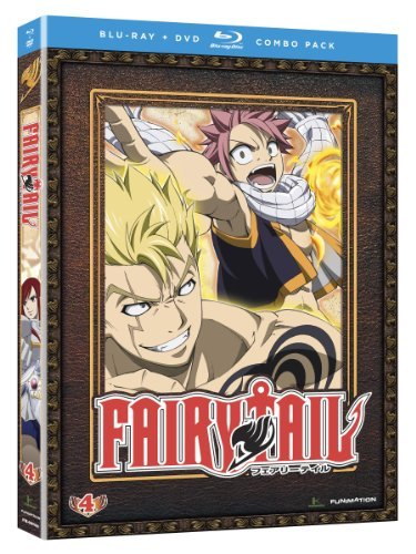 Pt. 4 Fairy Tail Blu Ray Ws Part 4