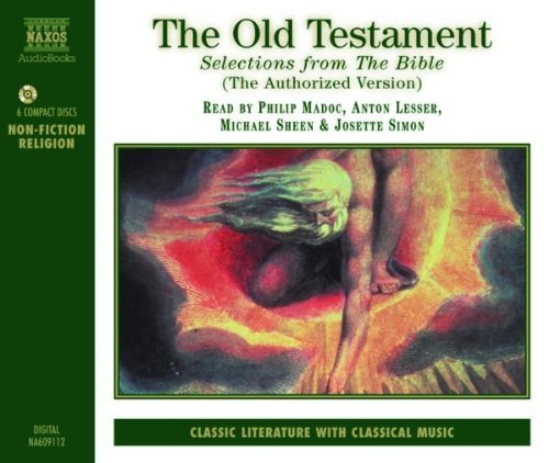 Old Testament Selections From Old Testament Selections From