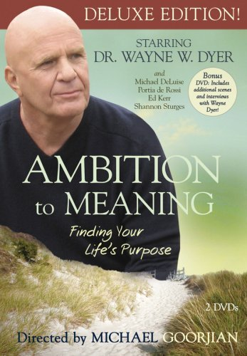 Wayne Dyer Ambition To Meaing 2 DVD Set