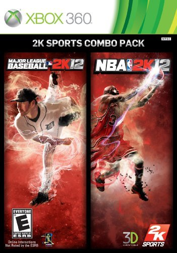 X360 Mlb 2k12 Nba 2k12 Combo Pack E