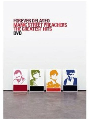 Manic Street Preachers Forever Delayed (pal Region 0) Import Gbr Pal (0)