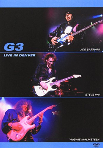 G3 G3 Live In Denver Import Gbr Ntsc (0)