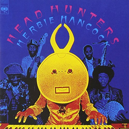 Herbie Hancock Headhunters Import Eu Remastered