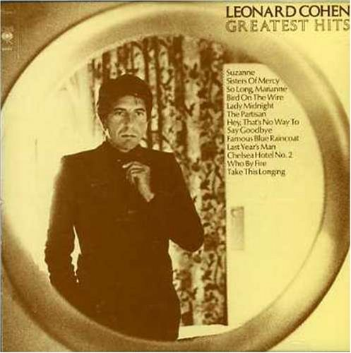 Leonard Cohen Greatest Hits Import Aus