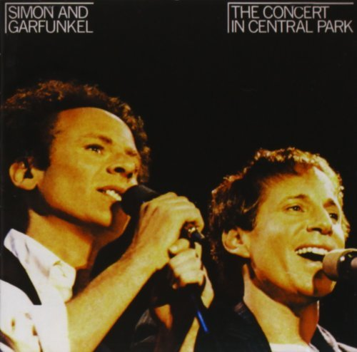 Paul & Art Garfunkel Simon Concert In Central Park Import Gbr