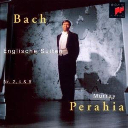J.S. Bach English Stes 2 Perahia*murray