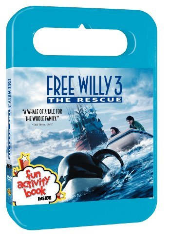 Free Willy 3 Rescue Free Willy 3 Rescue Nr Incl. Activity Book