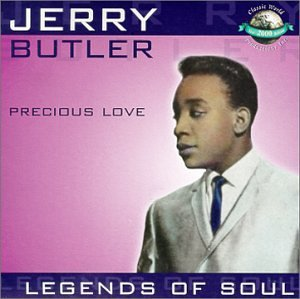 Jerry Butler Precious Love