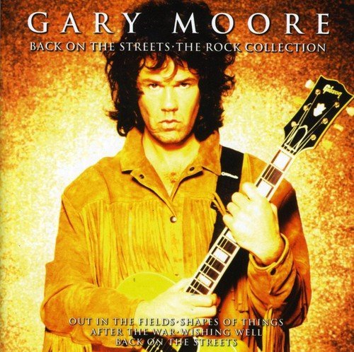 Gary Moore Rock Collection Import Eu