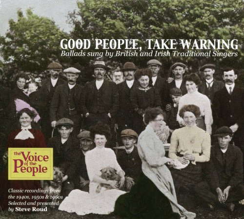 Good People Take Warning Good People Take Warning 3 CD