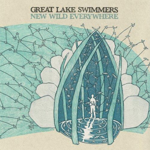 Great Lake Swimmers New Wild Everywhere Lmtd Ed.