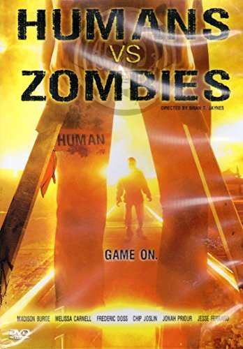 Humans Vs. Zombies Burge Doss Dotson Ws Nr Incl. Comic Book