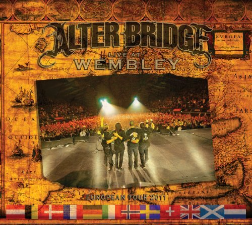 Alter Bridge Live At Wembley Explicit Version Incl. 2 DVD