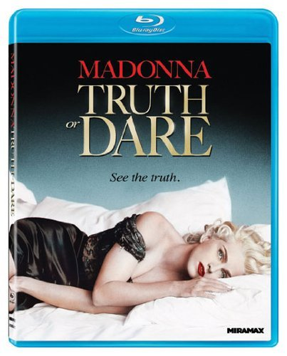 Madonna Truth Or Dare Ws Blu Ray R