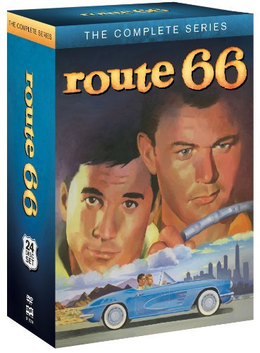Route 66 Route 66 Complete Series Nr 23 DVD