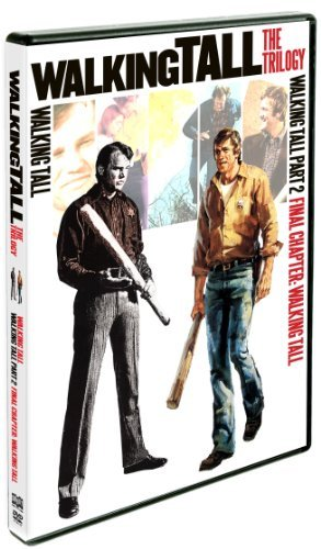 Walking Tall Trilogy Walking Tall Trilogy R 3 DVD