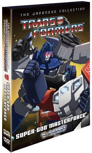 Transformers Japanese Collection Transformers Japanese Collection Nr 5 DVD