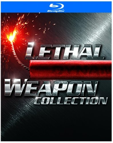 Lethal Weapon Collecton Gibson Glover Blu Ray Ws Nr 4 Br