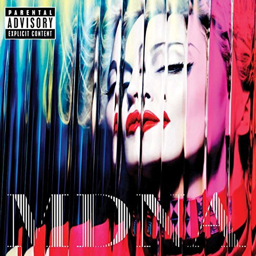 Madonna Mdna Deluxe Edition Explicit Version Deluxe Ed. 2 CD