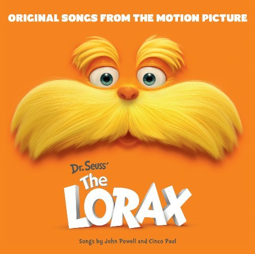 Lorax Dr. Seuss' The Lorax Soundtrack