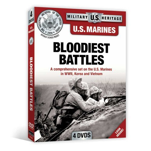 U.S. Marines Bloodiest Battle U.S. Marines Bloodiest Battle Nr 4 DVD
