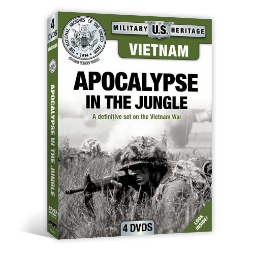 Vietnam Apocalypse In The Jun Vietnam Apocalypse In The Jun Nr 4 DVD
