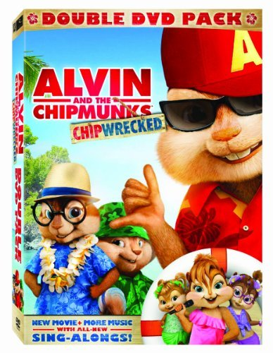 Alvin & The Chipmunks Chipwrecked Alvin & The Chipmunks Chipwrecked Ws Back To Back G 2 DVD