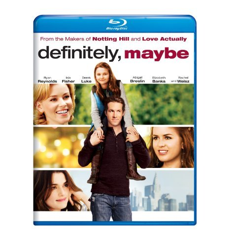 Definitely Maybe Reynolds Breslin Blu Ray Ws Pg13