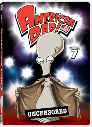 American Dad Volume 7 DVD Nr