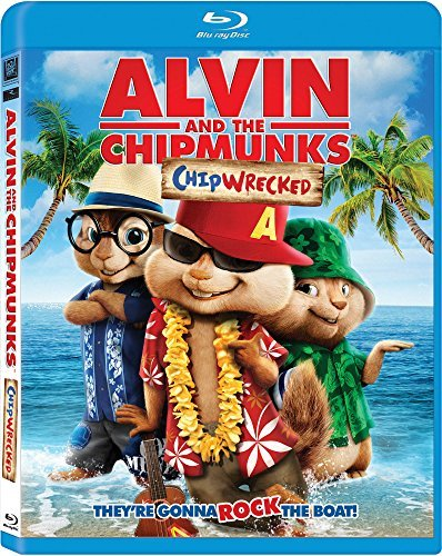 Alvin & The Chipmunks Chipwre Alvin & The Chipmunks Chipwre Blu Ray Ws G Incl. DVD Dc