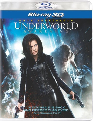 Underworld Awakening 3d Beckinsale Kate Blu Ray Aws R Incl. Uv