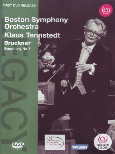 A. Bruckner Legacy Klaus Tennstedt Conduc Tennstedt Boston Symphony Orch