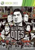 Xbox 360 Sleeping Dogs Square Enix Llc M