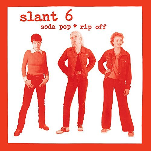Slant 6 Soda Pop Ripoff
