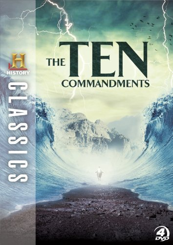 Ten Commandments History Classics Nr 4 DVD