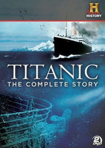 Titanic The Complete Story Titanic The Complete Story Nr 2 DVD