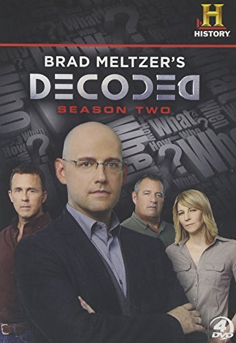 Brad Meltzer's Decoded Brad Meltzer's Decoded Season Brad Meltzer's Decoded Season