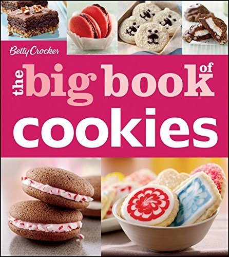 Betty Crocker Betty Crocker The Big Book Of Cookies
