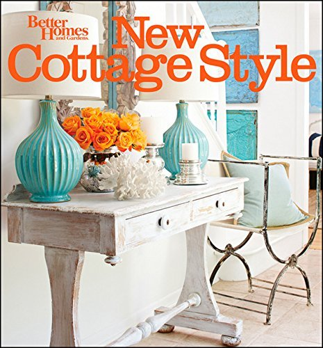 Better Homes And Gardens New Cottage Style 2nd Edition (better Homes And G 0002 Edition;revised